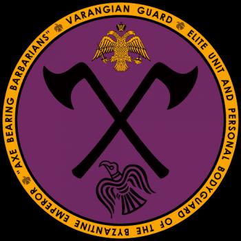 The Varangian Guard 988-1453   Camp Xray   Varangian guard