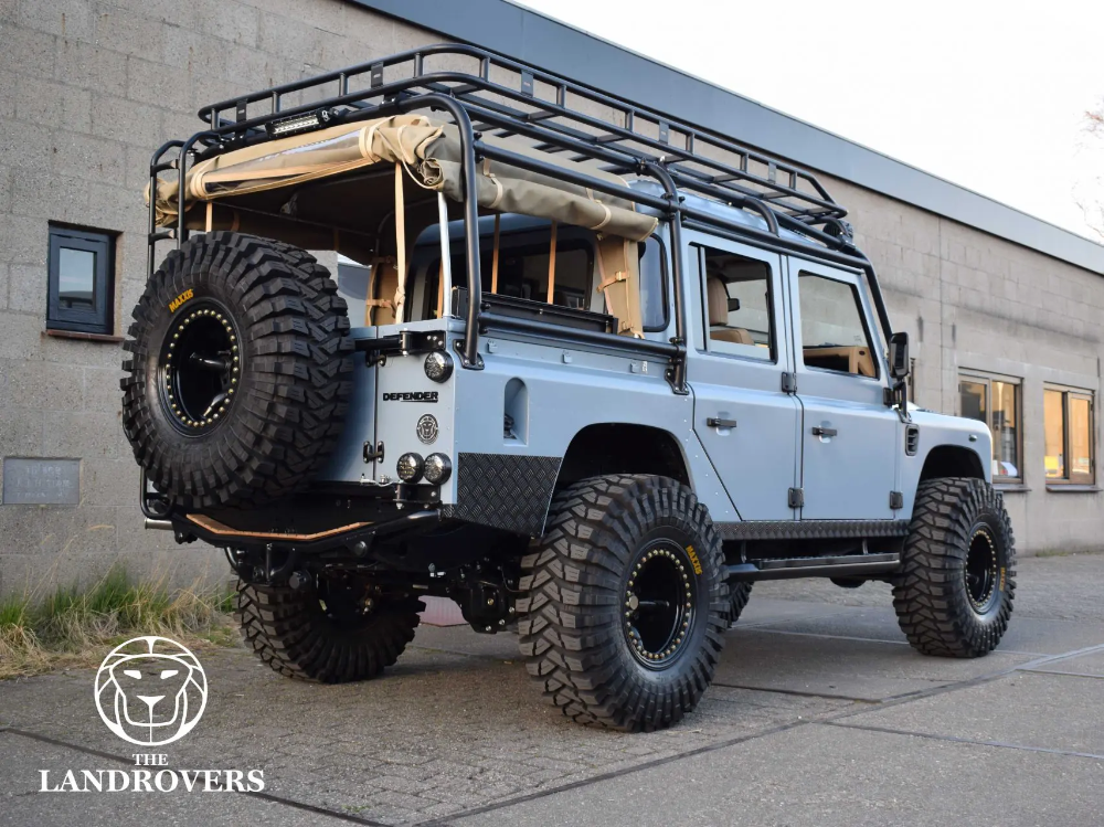Bigfoot Ii The Landrovers Cheap Trucks Land Rover Land Rover Defender