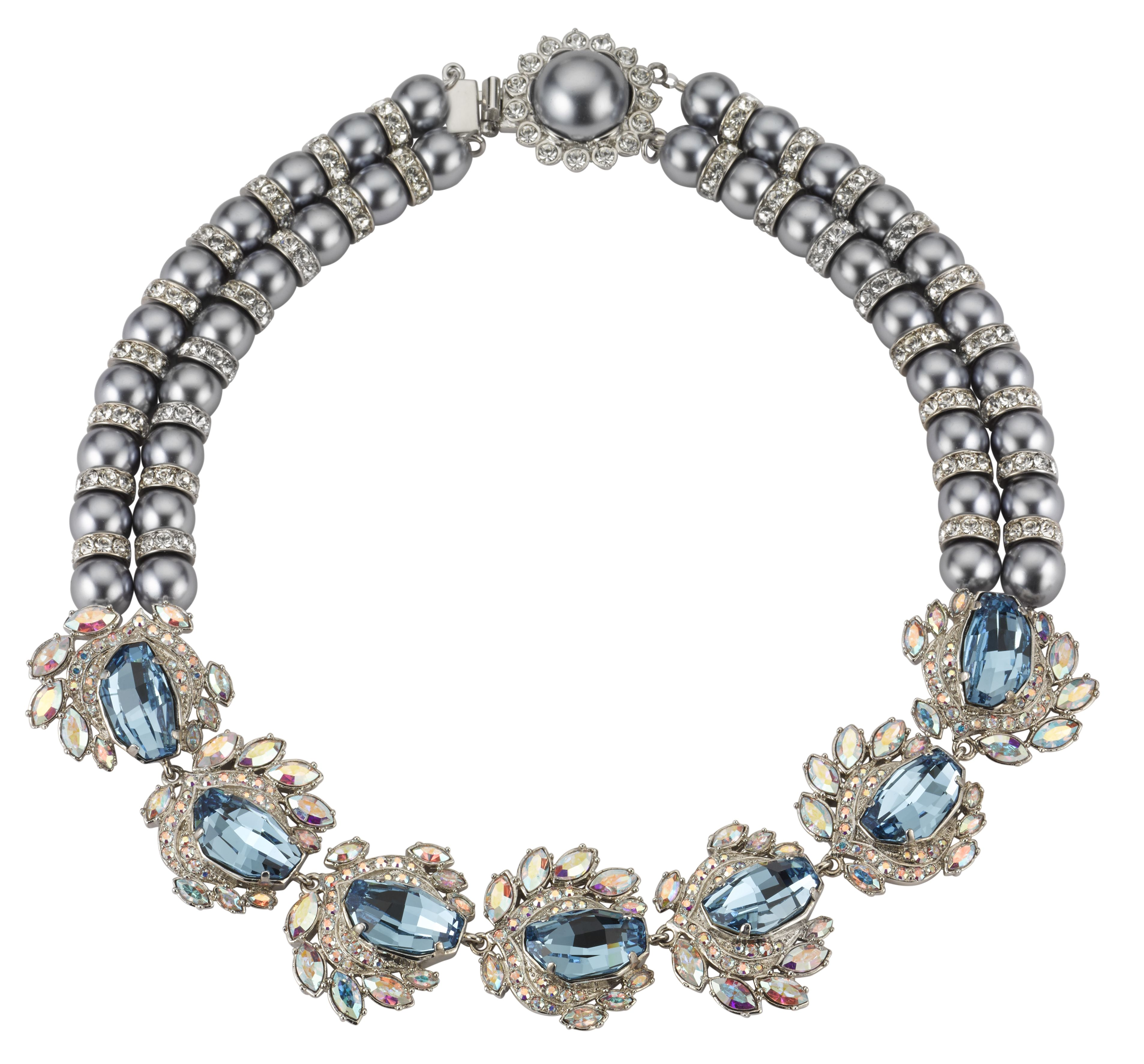 009b1a7ff66 Duchess Collection #Mawi #AW15 #Necklaces Swarovski Crystal Necklace,  Crystal Jewelry, Stone