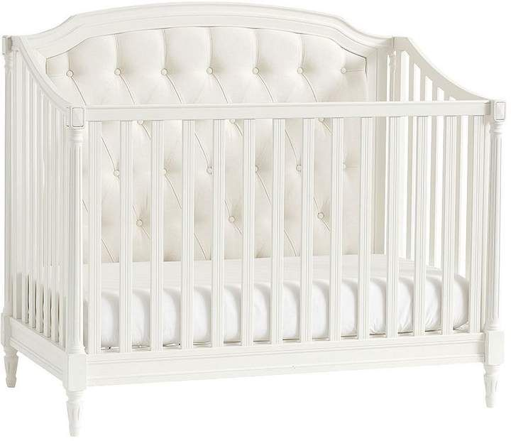 Blythe 3in1 convertible crib french white inhome
