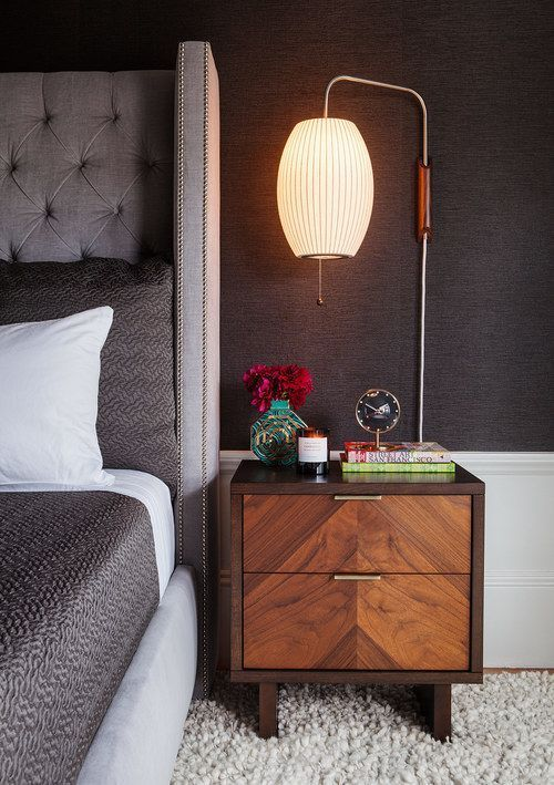 George Nelson Lamp Collection Urbnite Life In The City Modern Bedroom Design George Nelson Lamp Holiday Interior Design
