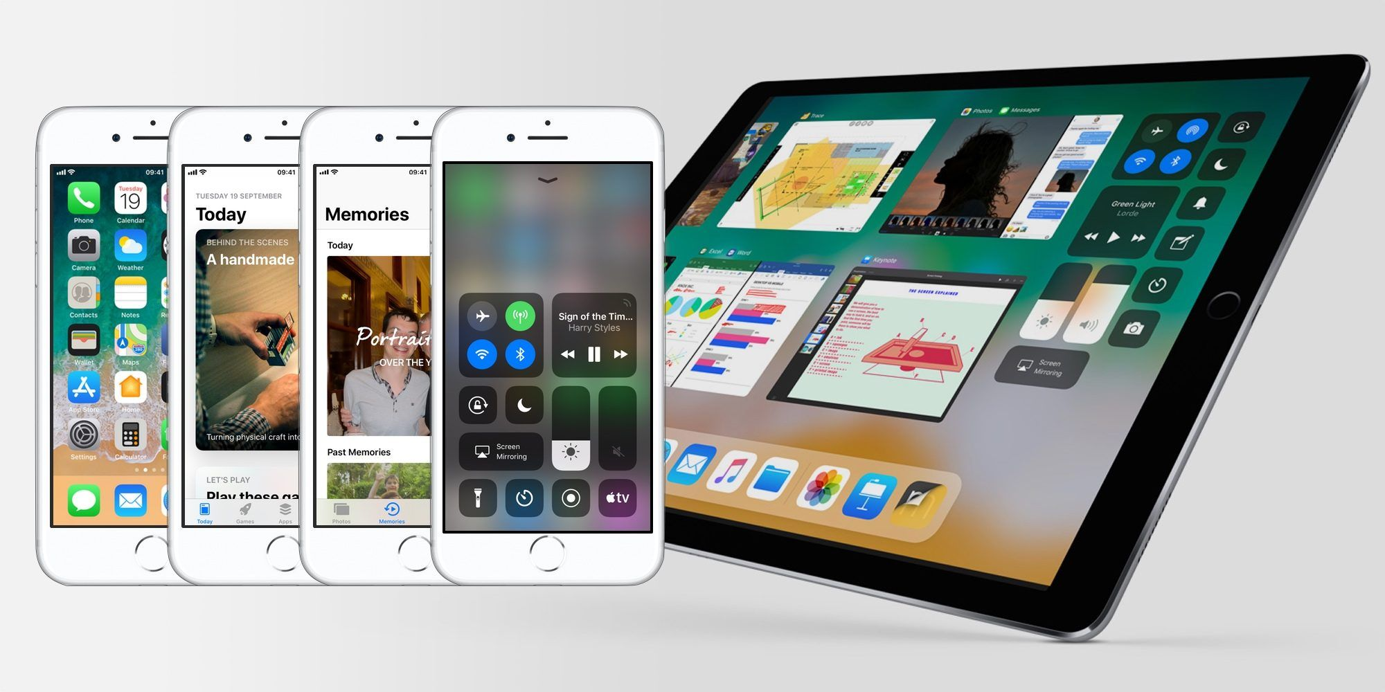 114a570e6db @9to5mac : Apple releases iOS 11.0.1 software update for iPhone and iPad  https