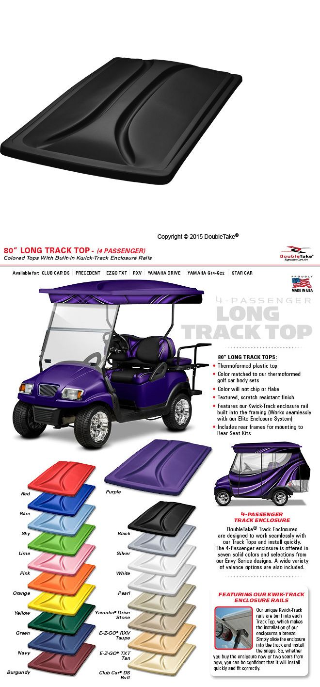 Push Pull Golf Carts 75207 Ezgo Club Car Yamaha Golf Cart