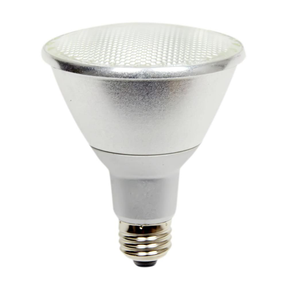 Halco Lighting Technologies 60 Watt Equivalent 10 Watt Par30 Long Neck Dimmable Led Flood White Daylight Light Bulb 5000k 82967 Outdoor Light Bulbs Dimmable Light Bulbs Light Bulb