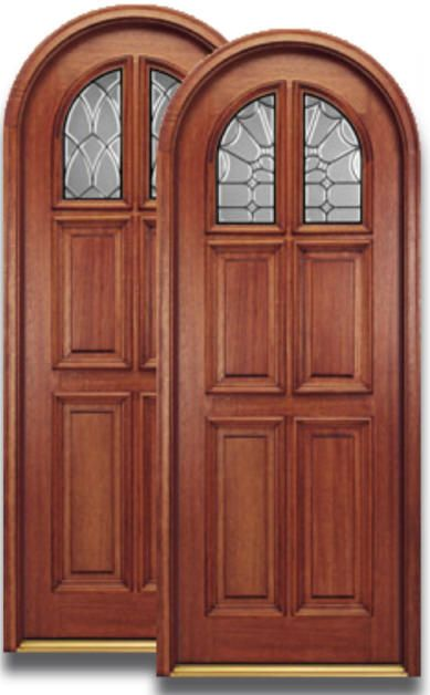 Arch Top Doors With Radius Arched Exterior Doors Huge Selection
