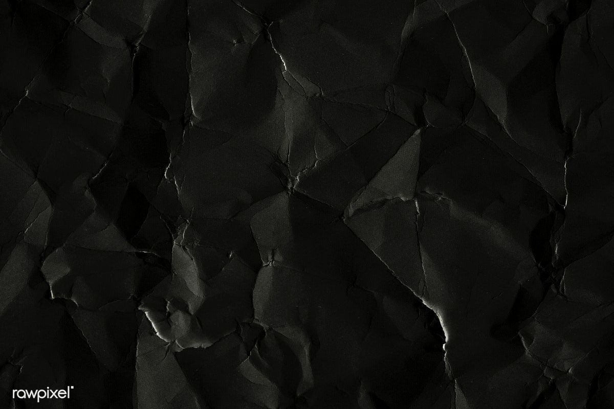 Download Free Image Of Scrunched Up Paper Textured Backdrop About Black Paper Texture Wallpaper And Black Paper Background Black Paper Texture Paper Texture