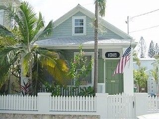 Colorful Key West Conch Cottages Conch House Key West Florida Cottage Conch House