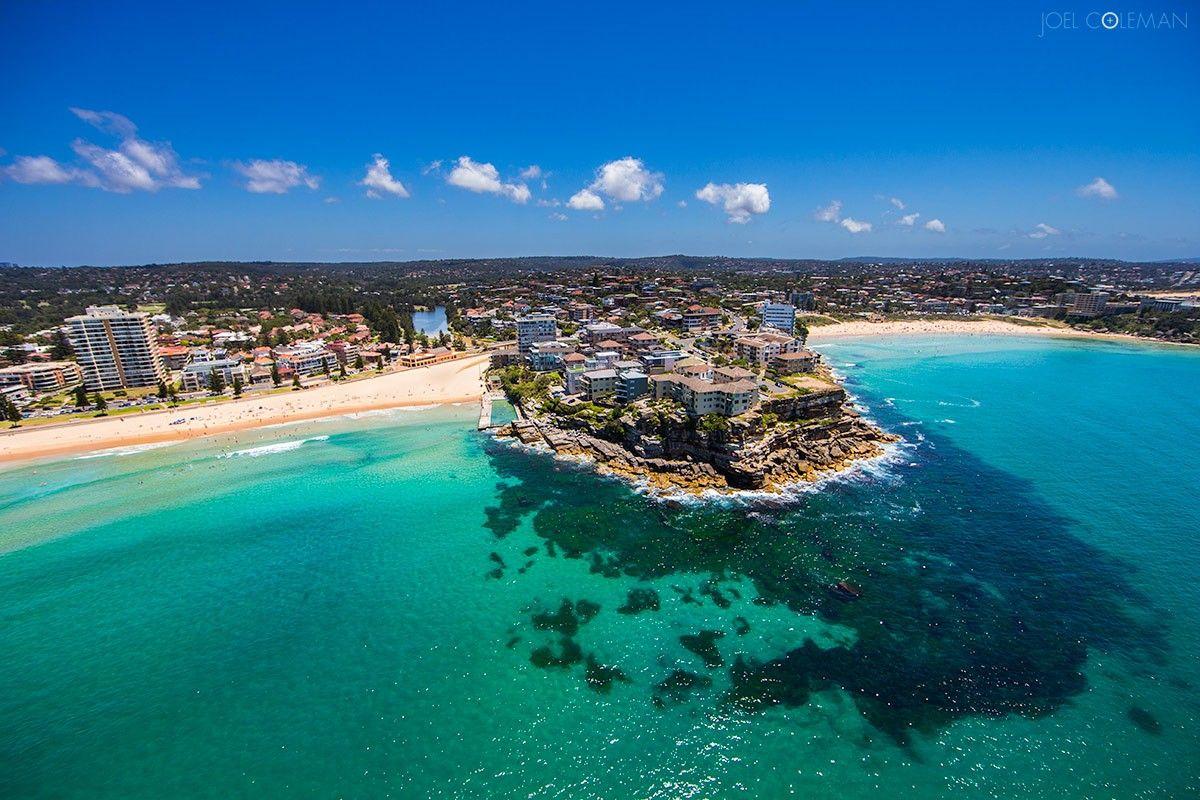 Queenscliff Beach Sydney Nsw Australia