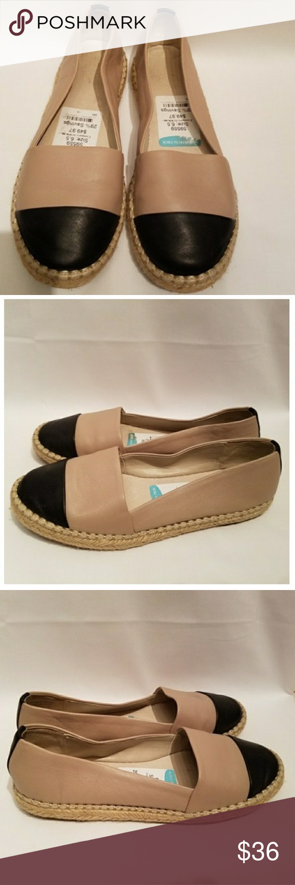 746052f86 Aldo Oleawiel Color Block Leather Espadrille Cute pair of Aldo leather  espadrilles that are almost new