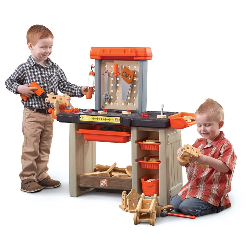 Home Depot Toys For Boys : The home depot handyman workbench toys r us quot