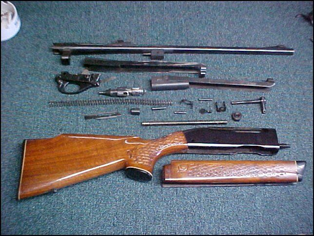 30 06 Remington Woodmaster The Model 740 And 742 Are Great Guns