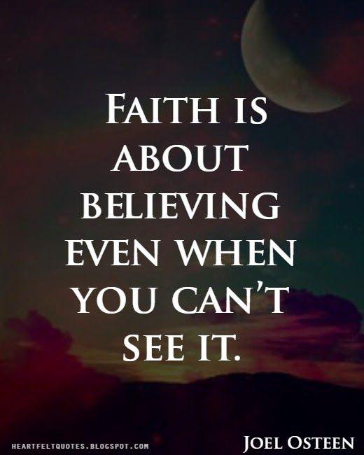 Joel Osteen Quotes Joel osteen quotes, Believe quotes
