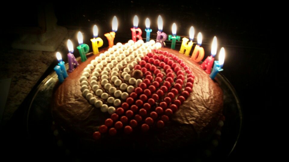 Astonishing Trail Blazer Fan Birthday Cake With Images Portland Birthday Cards Printable Giouspongecafe Filternl