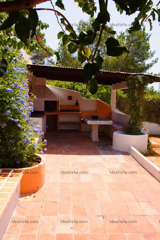 Terraza Terrazas Jardines Y Casas De Campo