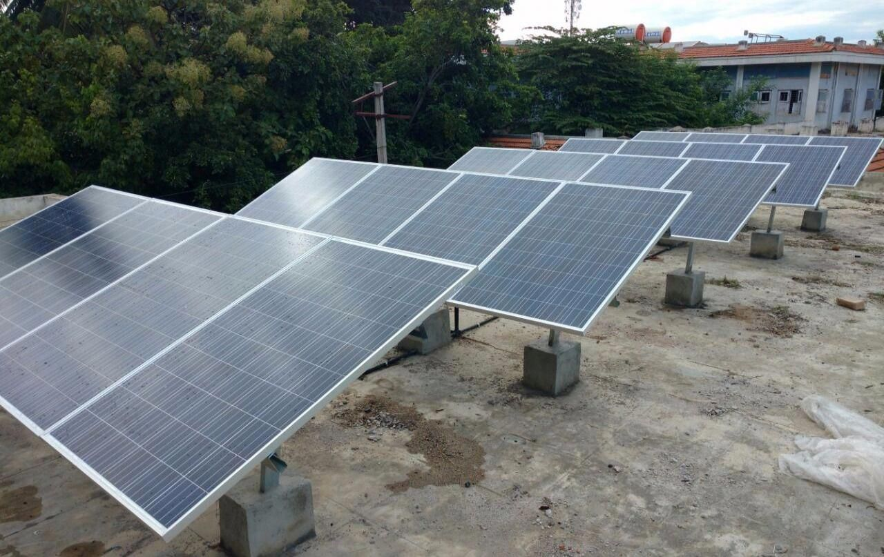 Kamal Solar Top Solar Geysers and Solar Water Heaters in