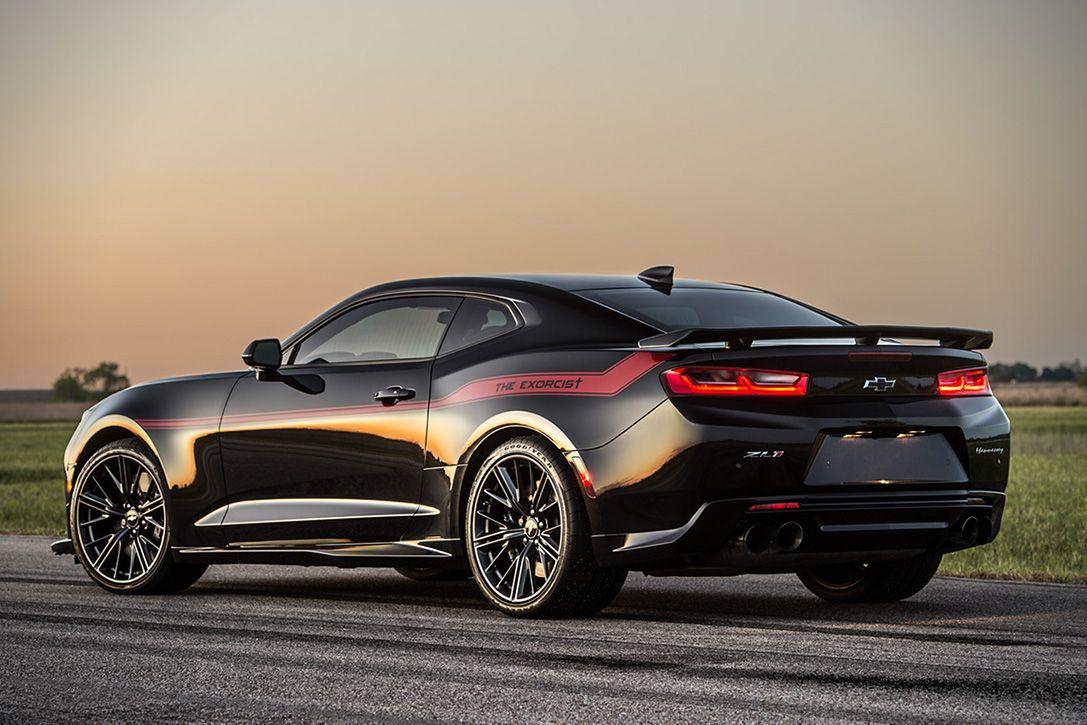 2017 Camaro Zl1 Hennessey Exorcist Hiconsumption Chevrolet