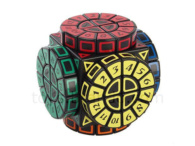 Un nouveau genre de Rubik\'s Cube ultra complexe qui vous fera ...
