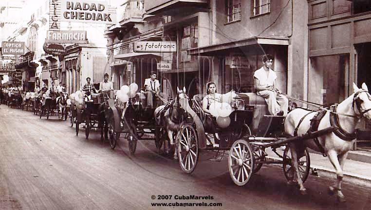 Carnavales 1950