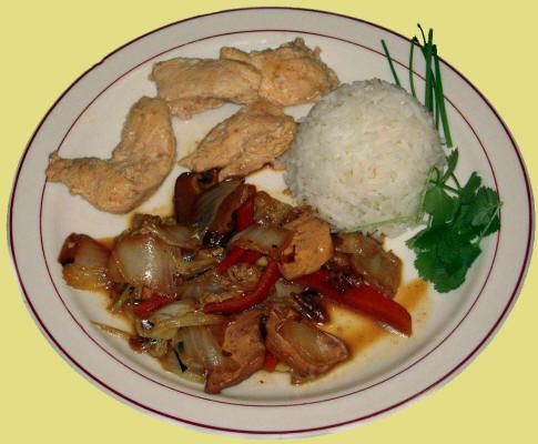 poulet citron coco - recette tahitienne | tahiti | pinterest