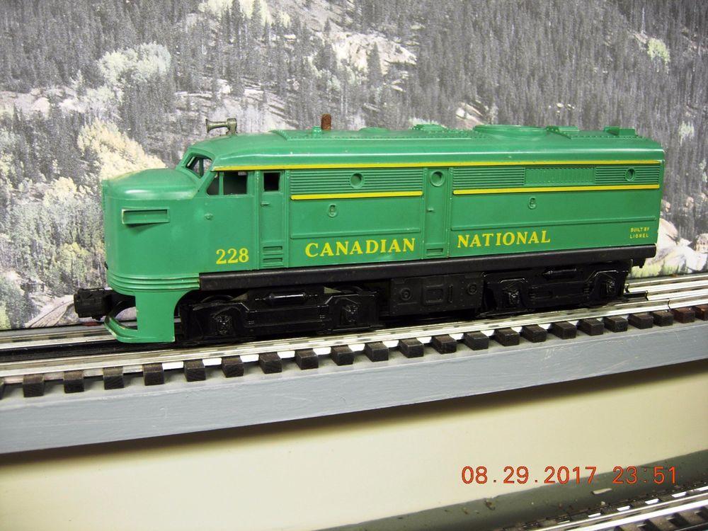 LIONEL 228 Canadian National Alco A Power U OG C8