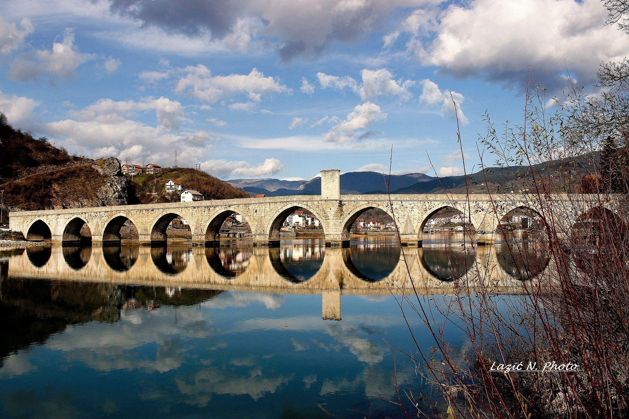 Most Na Drini Visegrad Photo