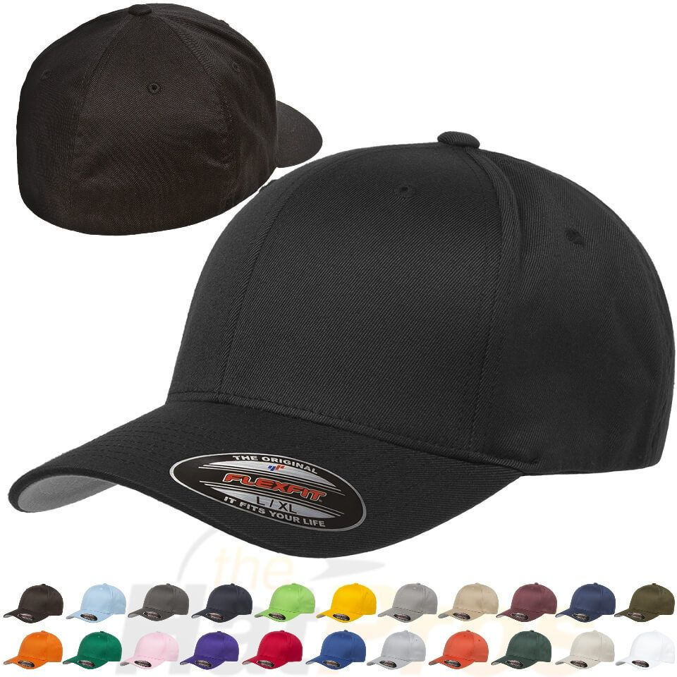 fitted baseball cap sizes