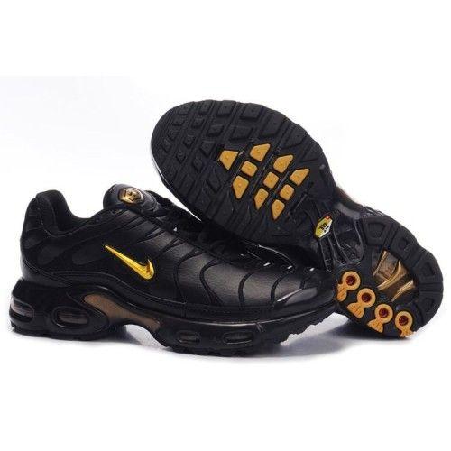 huge selection of 8b007 f8b38 Discount Air Max TN I Homme Chaussure Noir Or - €63.00  Chaussures Nike  Air Max Pas Cher Solde  Nike Free Run  Nike Air Jordan Femme - Site  Officiel ...