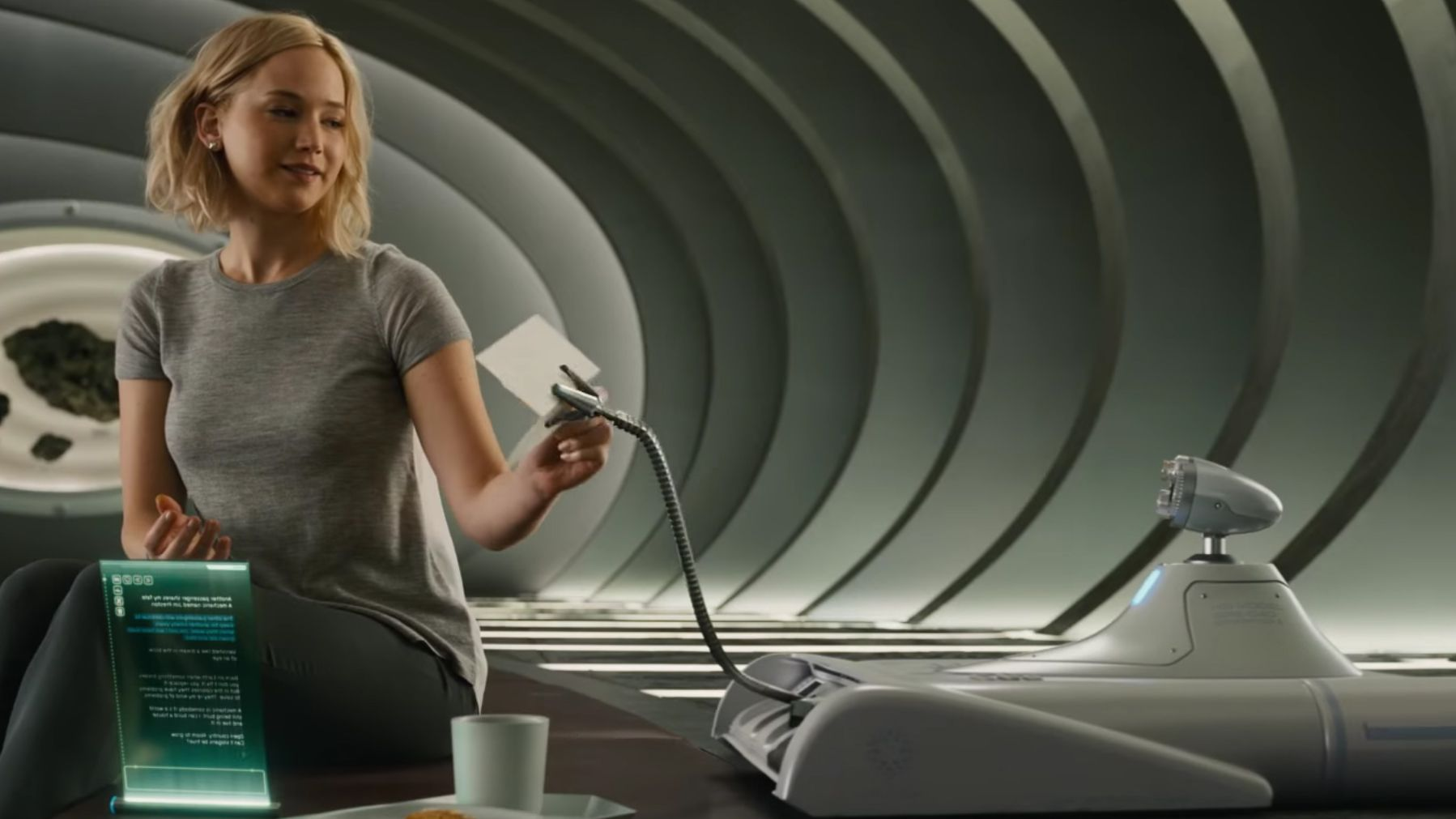Jennifer Lawrence | Passengers (2016) | Movies | by Mel - Passengers (2016) | Pinterest ...
