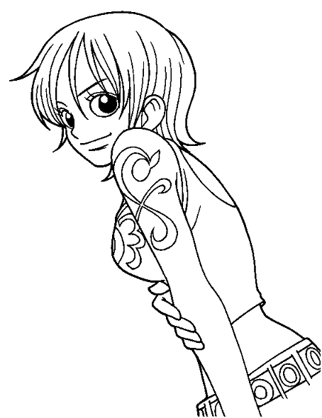 one piece coloring pages read one piece manga online at
