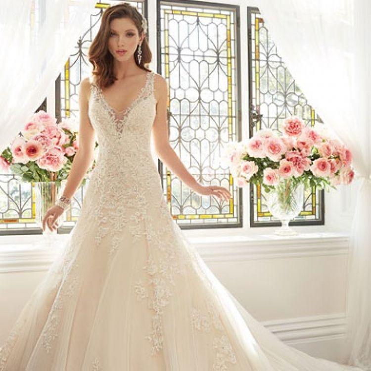 Awesome Winter Wedding Dresses Leeds