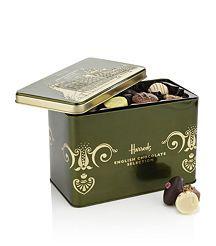 View the Heritage English Chocolate Tin (400g)