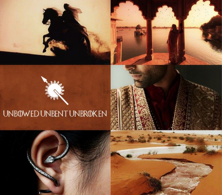 House Martell Aesthetic With Images Westeros My Love A Song