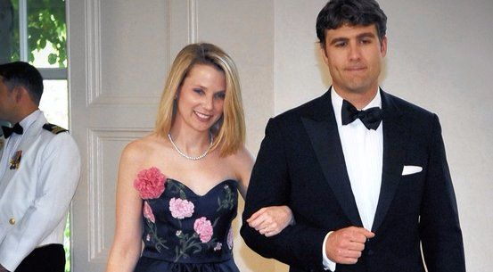 Marissa mayer husband