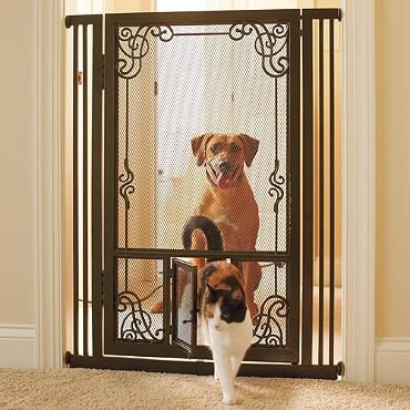 42 Pet Gate Dog Gate Wooden Dog Gates