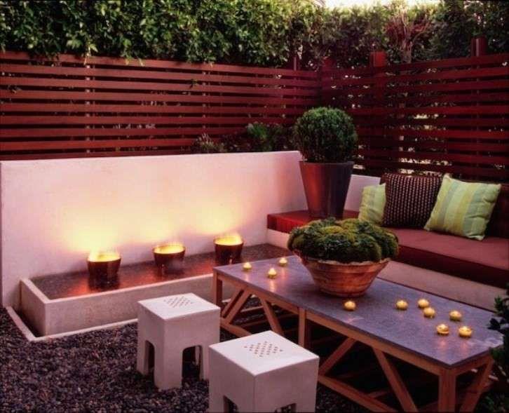 Illuminazione terrazzo | Design per patio, Patio moderno ...