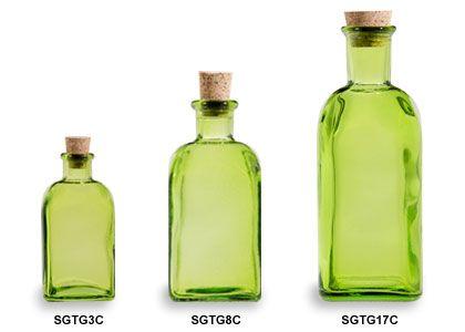 Green Taberna Spanish Recycled Gl Bottles