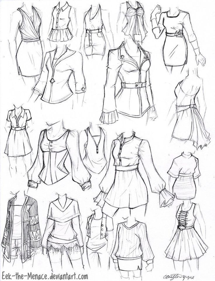 Photo of Inspiration – Learn to Draw – #Inspiration #Learning #Drawing – Clothing – #Drawing #Drawing … – Makaron