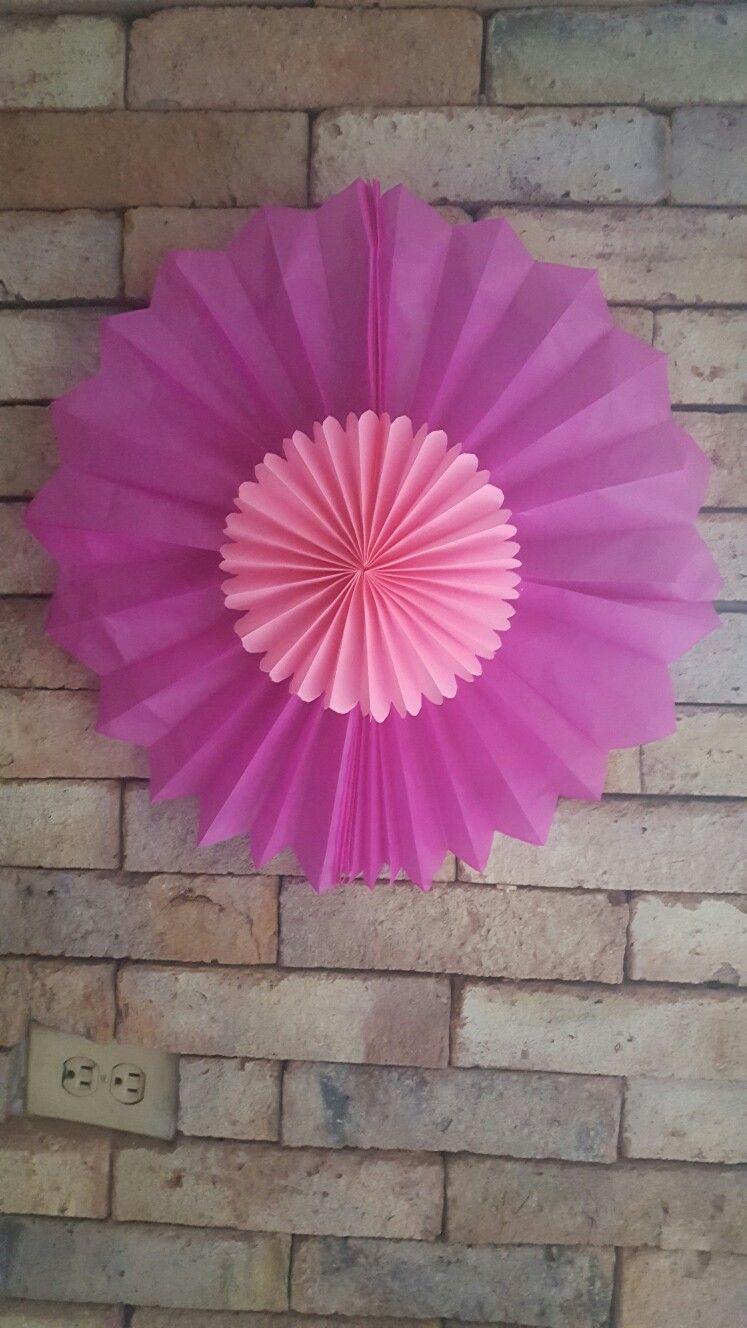 Flower Tissue Paper Flores De Papel China Decoraciones