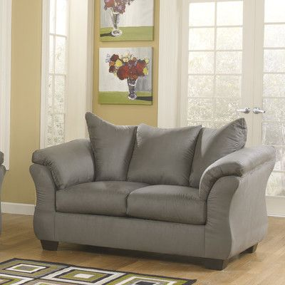 Signature Design By Ashley Harvest Loveseat Amp Reviews