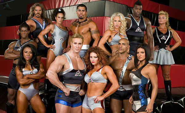 American Gladiators Ultimate Workout 2008
