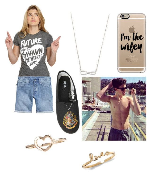 """""""Future Mrs.Shawn Mendes """" by zebraalyce10 on Polyvore featuring Casetify and Karen Walker"""