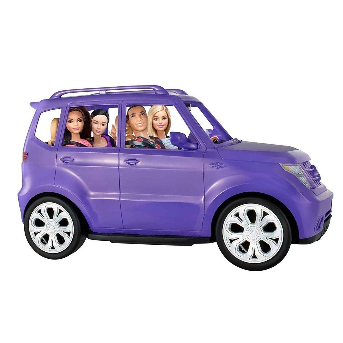 outlet boutique competitive price factory price Barbie 4x4 Mauve - Matdvx58 - Taille : Taille Unique | Van ...