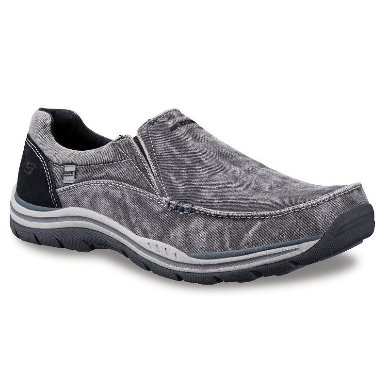 Skechers expected avillo relaxed fit mens casual loafers