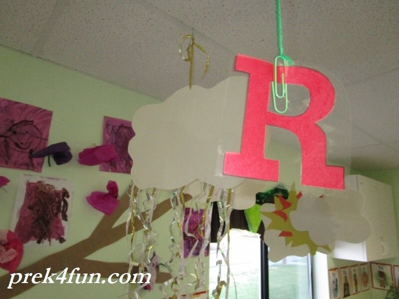 Letter R Preschool Art and Activities - PreK4Fun