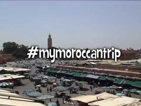Trailer #mymoroccantrip - Discovering Morocco