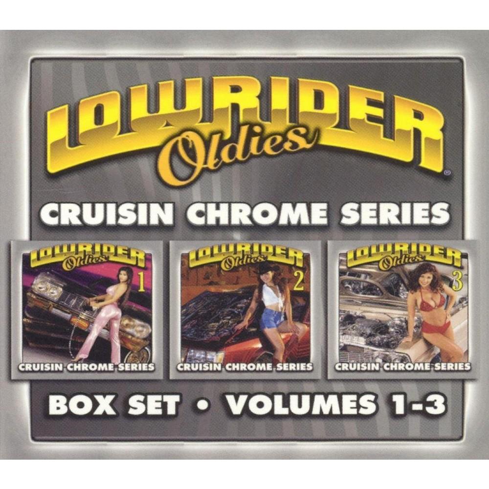 Various Artists - Lowrider Oldies, Vol. 1-3: Cruisin' Chrome Series (CD)