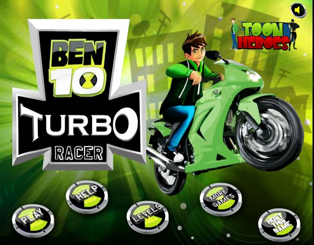 Most Popular Ben 10 Bike Game Bikes Games Dirt Bike Games