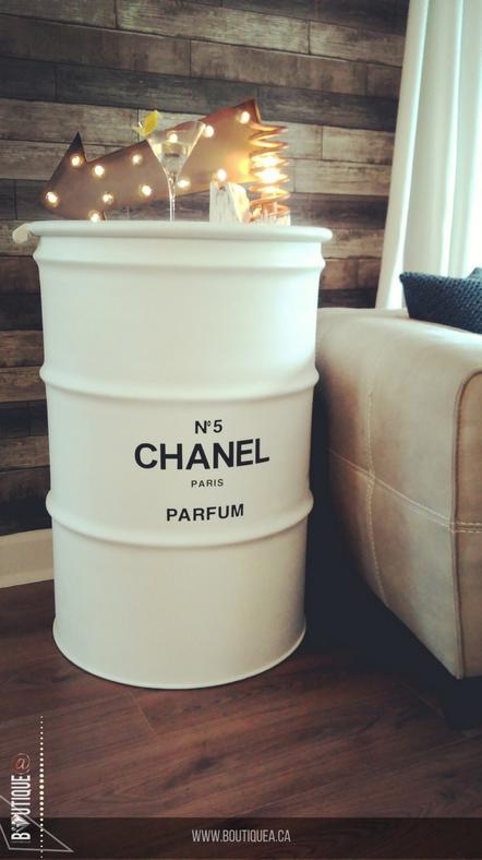 Creation Boutique Baril Chanel N 5 Boutiquea Ca En 2019