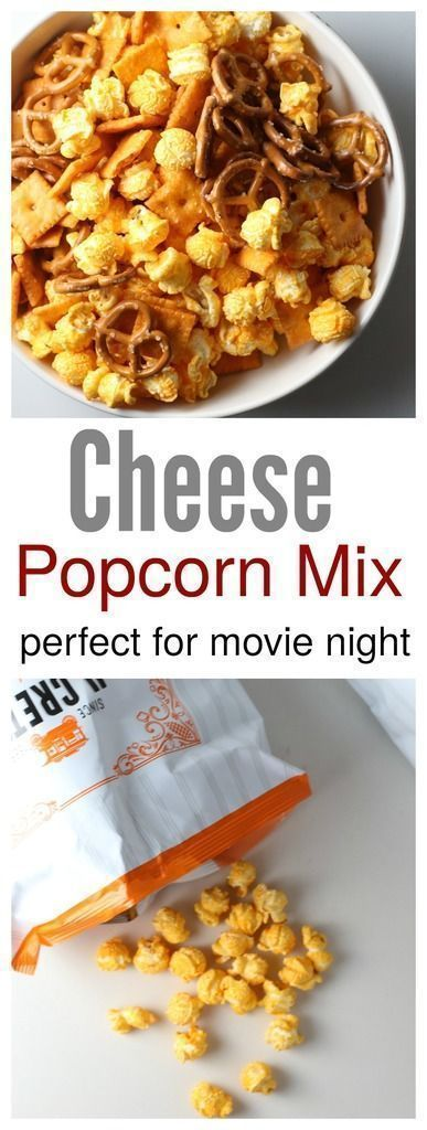 Cheese Popcorn Mix Recipe #movienightsnacks Cheese Popcorn Mix Recipe is the perfect movie night snack made easy by using G.H. Cretors cheese popcorn! Summer is here and the kids are on break!  That means that we're going to be staying up watching movies lots of nights! I mean, why not! They don't have to get up for school in the … #movienightsnacks Cheese Popcorn Mix Recipe #movienightsnacks Cheese Popcorn Mix Recipe is the perfect movie night snack made easy by using G.H. Cretors cheese #movienightsnacks