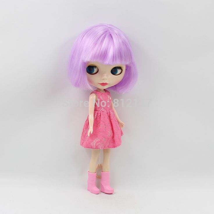 Find More Dolls Information about Free shipping Nude doll (light purple  hair )High Quality hair clipperChina light ash blonde hair Suppliers Cheap #lightashblonde